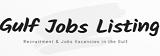 Gulf Jobs Listing